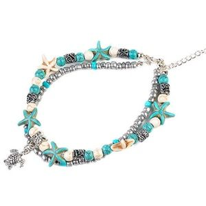 Jewelry - Double Layer Ankle Bracelet